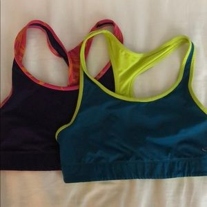 Set of 2 Reversible Sports Bras